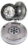 DUAL MASS FLYWHEEL DMF CLUTCH KIT PEUGEOT 1007 1.6 HDI